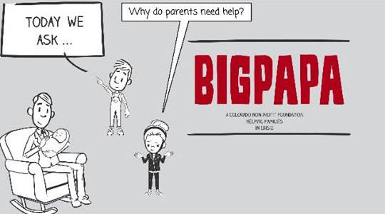 'Big Papa Foundation'